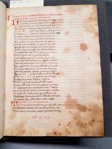 De virtutibus herbarum et aromatum, College of Physicians10a 159