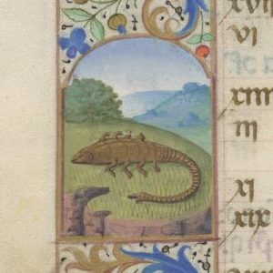 Free Library of Philadelphia Lewis E 212, Book of Hours, Use of Rome, fol. 11v