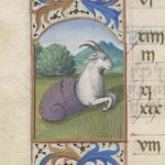Free Library of Philadelphia Lewis E 212, Book of Hours, Use of Rome, fol. 13v