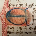 Fingerprint, Free Library of Philadelphia, LC 14 10, f. 6.