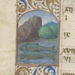 Free Library of Philadelphia Lewis E 212, Book of Hours, Use of Rome, fol. 3v