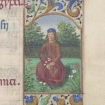 Free Library of Philadelphia Lewis E 212, Book of Hours, Use of Rome, fol. 5r