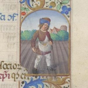 Free Library of Philadelphia Lewis E 212, Book of Hours, Use of Rome, fol. 11r